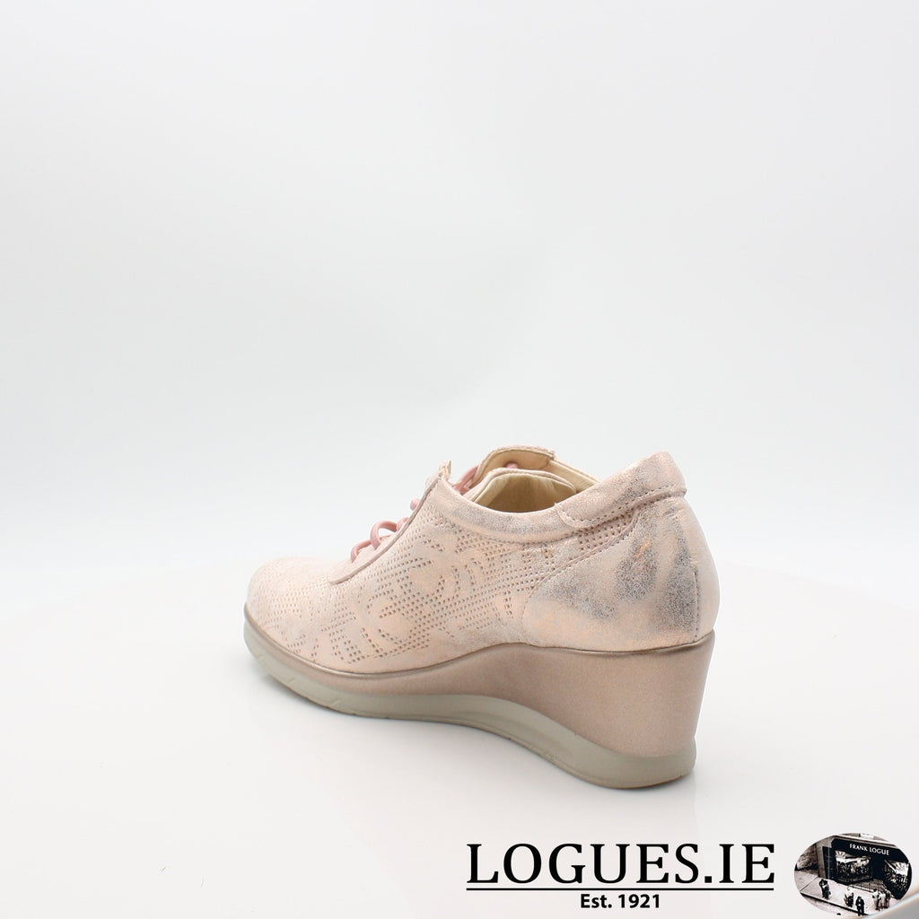 5525 PITILLOS S19LadiesLogues ShoesNUDE / 6 UK- 39 EU - 8 US