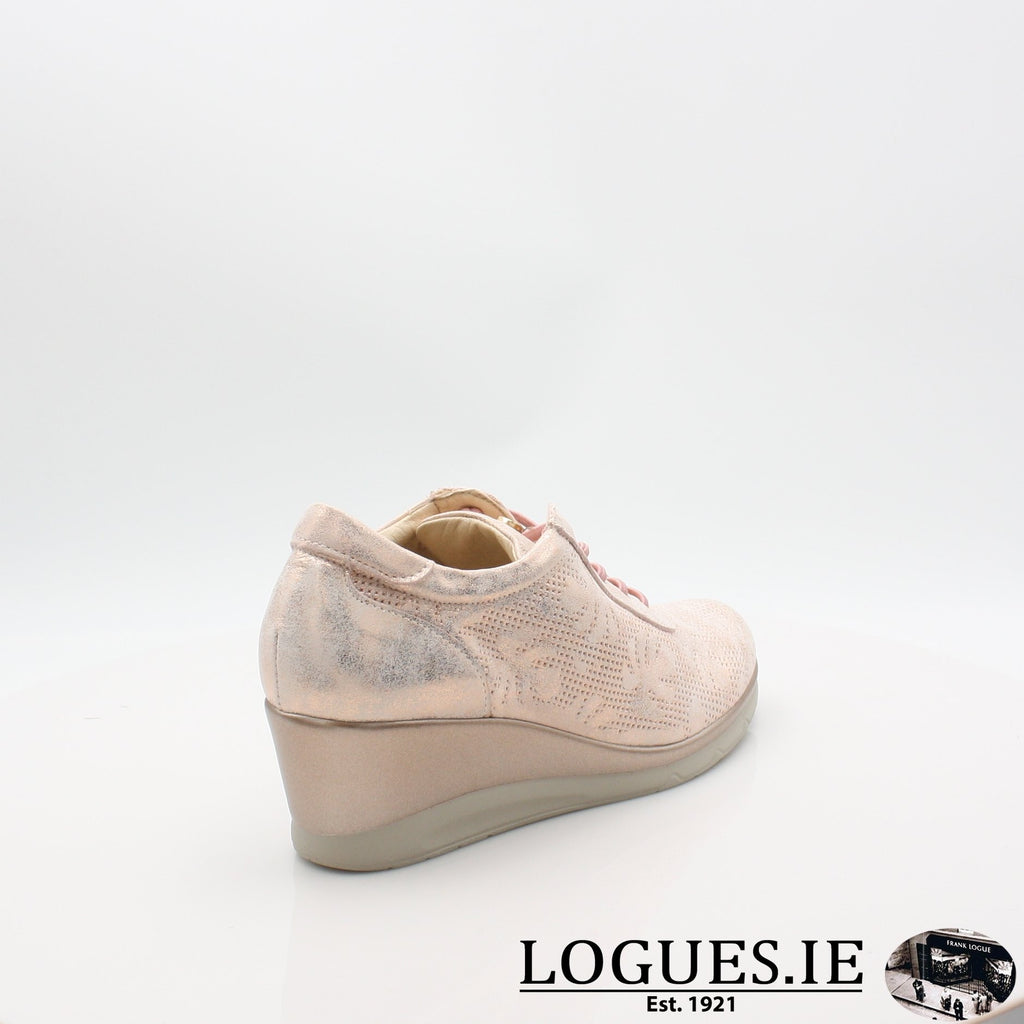 5525 PITILLOS S19LadiesLogues ShoesNUDE / 7 UK- 41 EU - 9 US