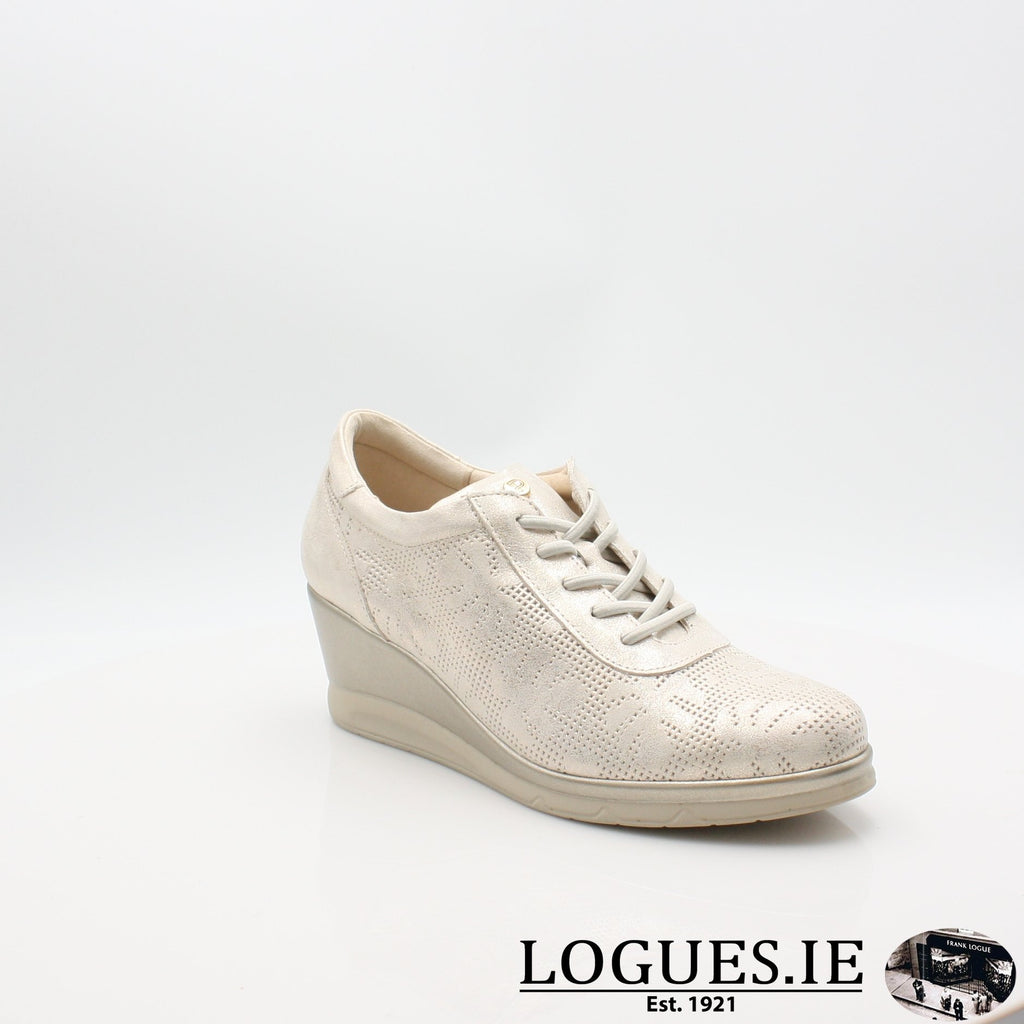 5525 PITILLOS S19LadiesLogues ShoesORO / 4 UK -37 EU - 6 US