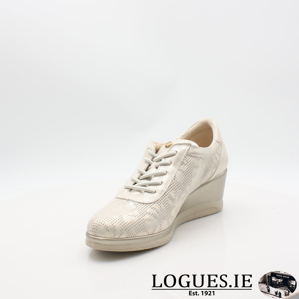 5525 PITILLOS S19LadiesLogues ShoesORO / 5 UK- 38 EU- 7 US