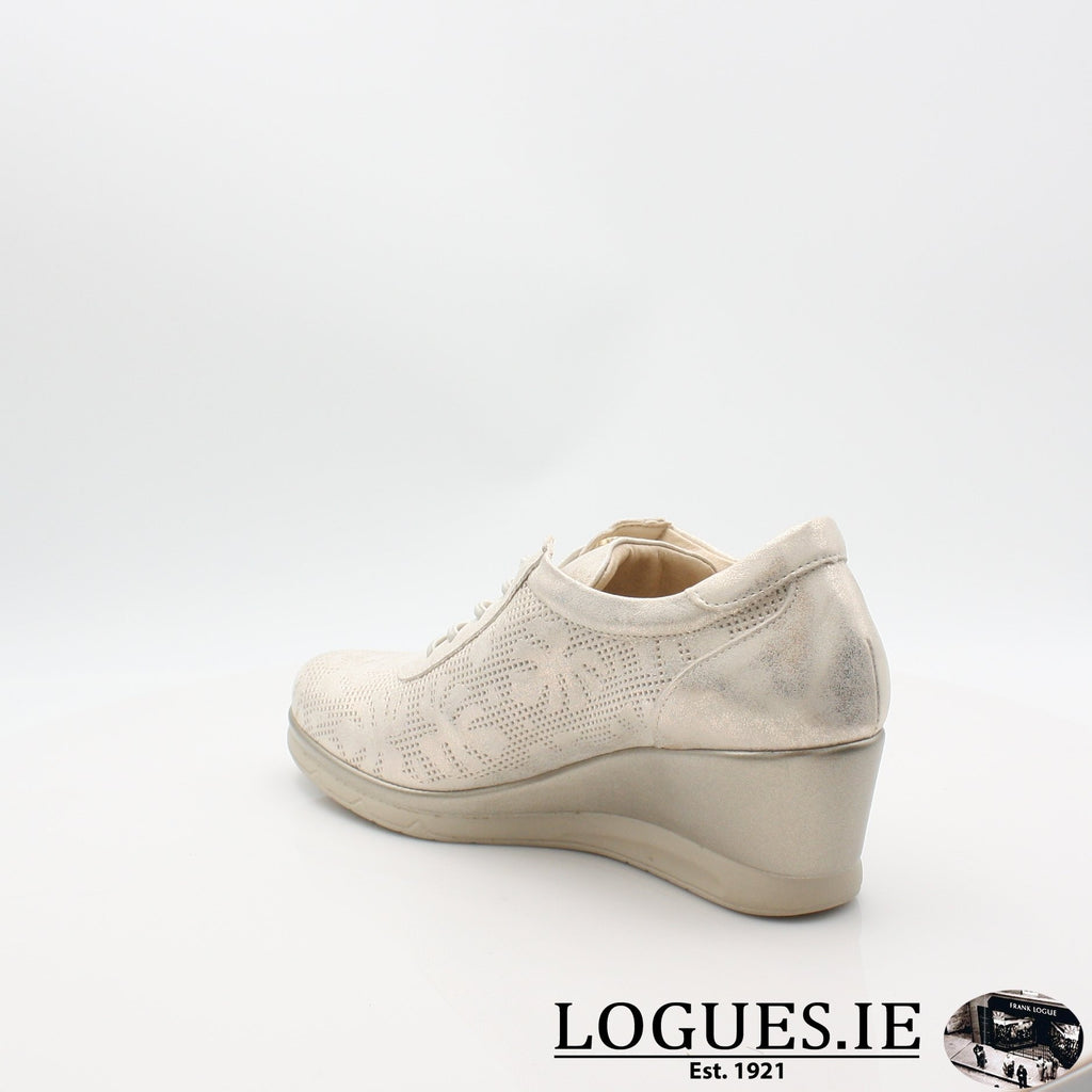 5525 PITILLOS S19LadiesLogues ShoesORO / 6 UK- 39 EU - 8 US
