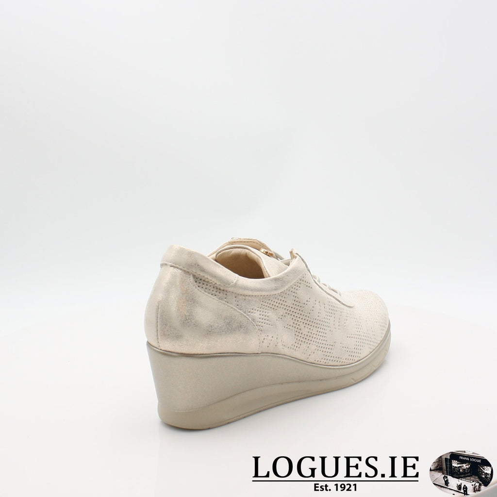 5525 PITILLOS S19LadiesLogues ShoesORO / 7 UK- 41 EU - 9 US