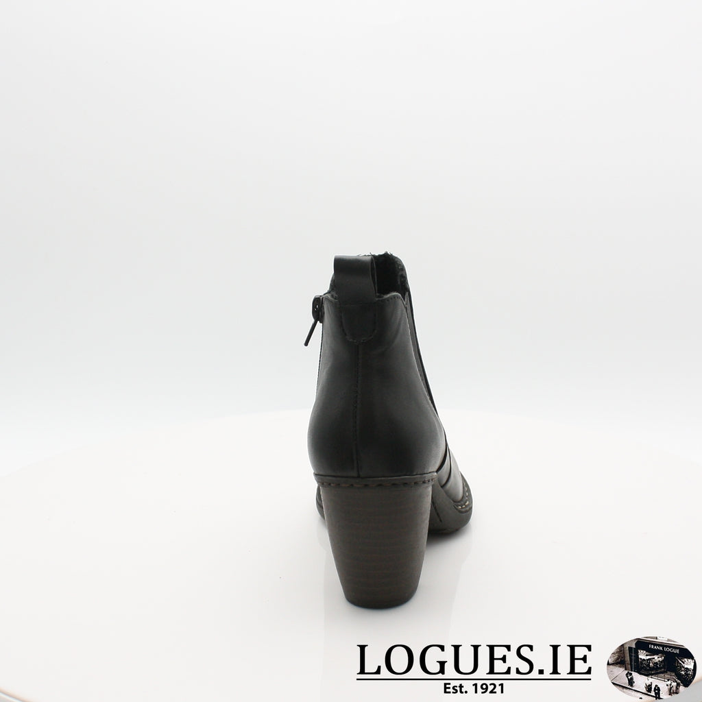 55284 RIEKER 19, Ladies, RIEKIER SHOES, Logues Shoes - Logues Shoes.ie Since 1921, Galway City, Ireland.
