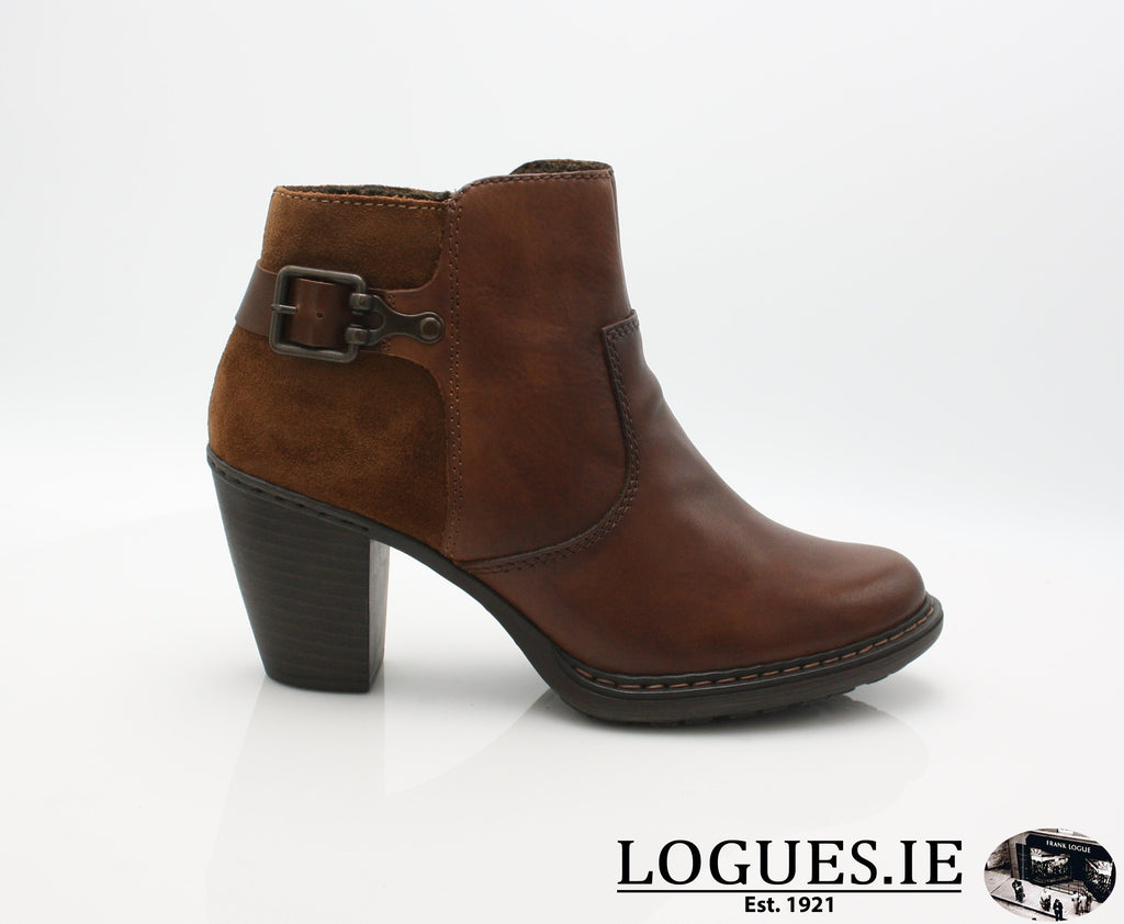 RKR 55292-Ladies-RIEKIER SHOES-muskat/sattel/mus 24-39-Logues Shoes