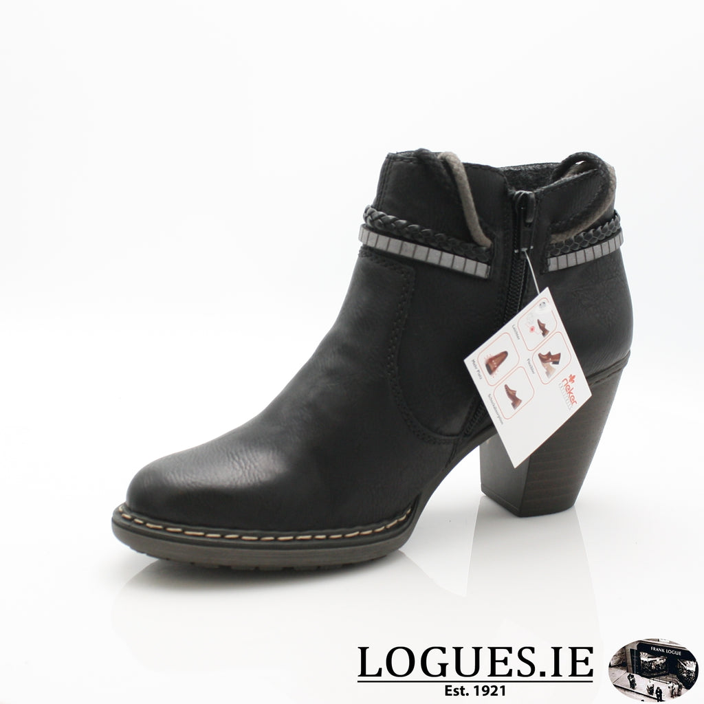 55298 RIEKER, Ladies, RIEKIER SHOES, Logues Shoes - Logues Shoes.ie Since 1921, Galway City, Ireland.