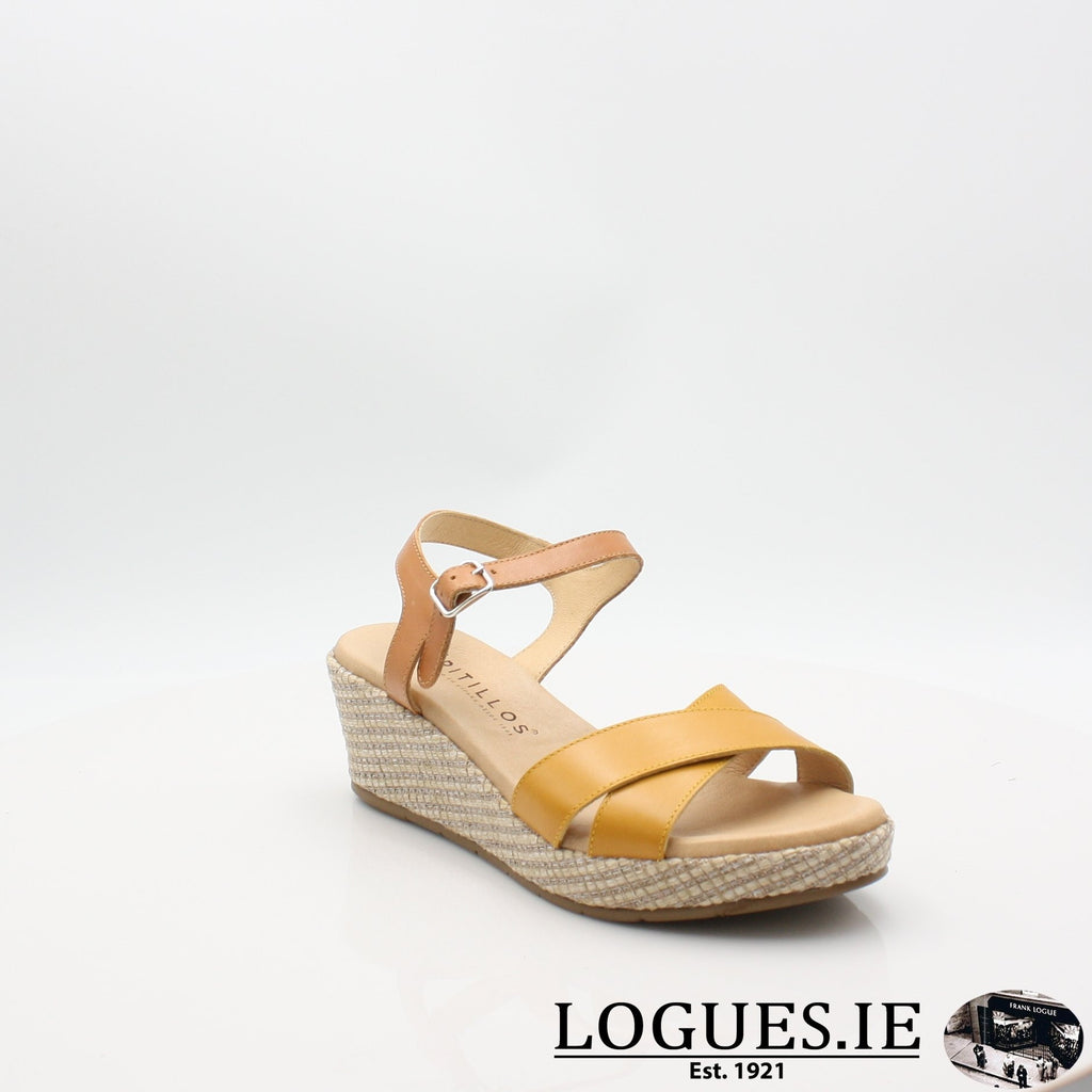 5660 PITILLOS S19LadiesLogues ShoesAMARILLO/ALERO / 4 UK -37 EU - 6 US