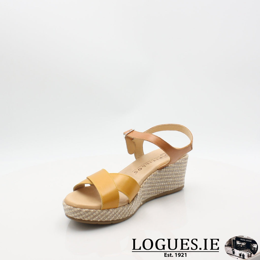 5660 PITILLOS S19LadiesLogues ShoesAMARILLO/ALERO / 5 UK- 38 EU- 7 US
