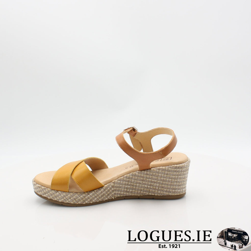 5660 PITILLOS S19LadiesLogues ShoesAMARILLO/ALERO / 5.5 UK - 38.5/39 EU - 7.5 US