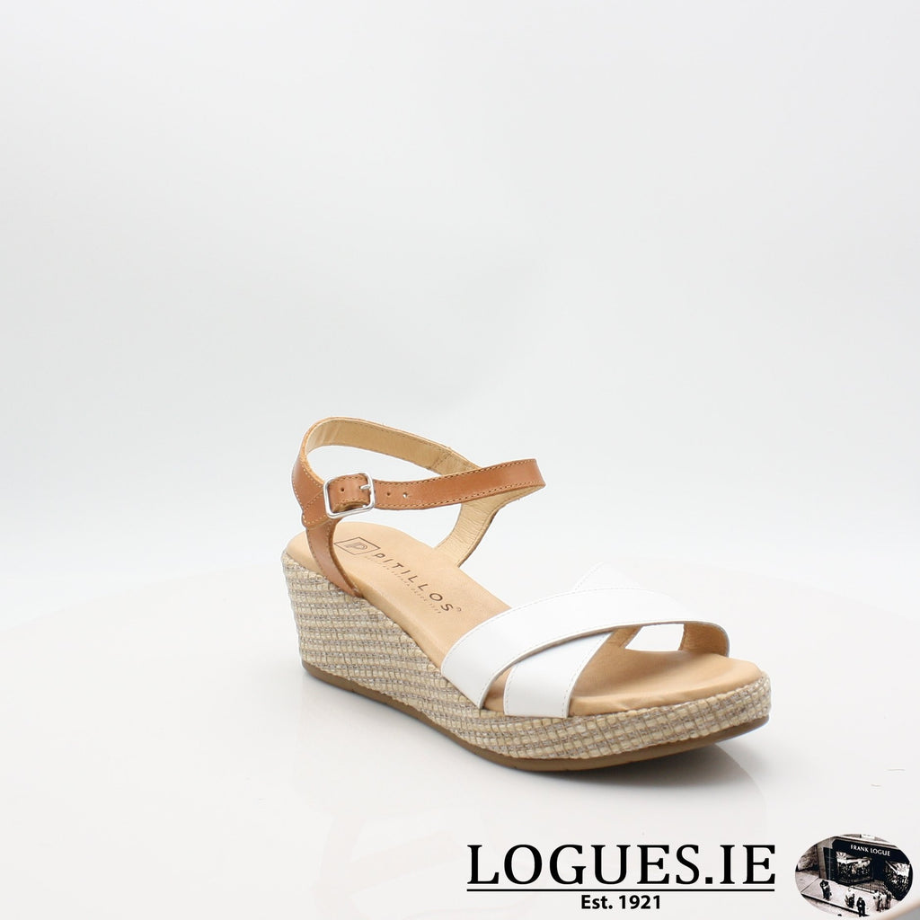 5660 PITILLOS S19LadiesLogues ShoesBLANCO/ALERO / 4 UK -37 EU - 6 US