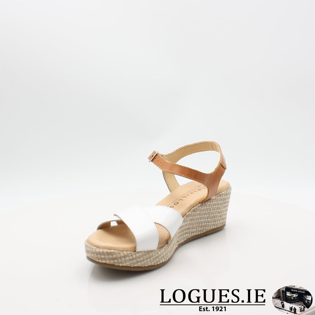 5660 PITILLOS S19LadiesLogues ShoesBLANCO/ALERO / 5 UK- 38 EU- 7 US