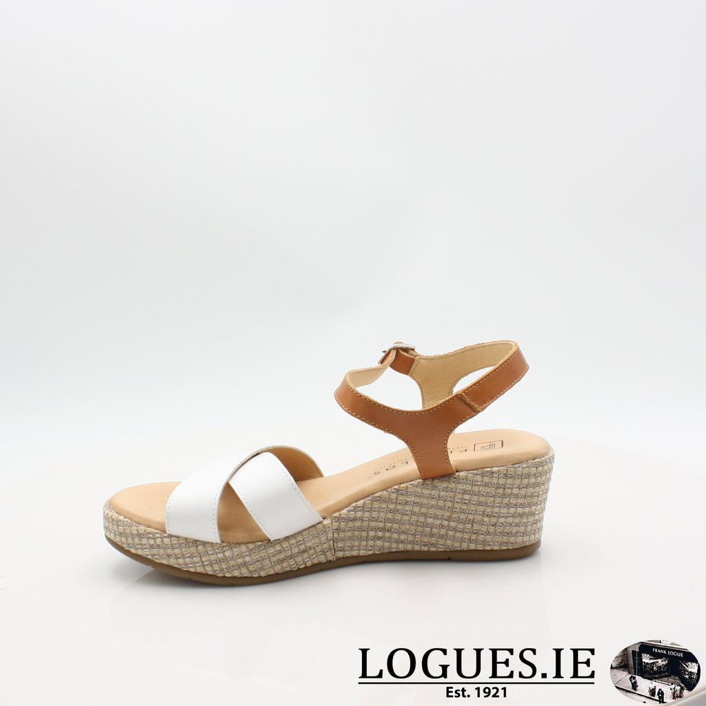 5660 PITILLOS S19LadiesLogues ShoesBLANCO/ALERO / 5.5 UK - 38.5/39 EU - 7.5 US