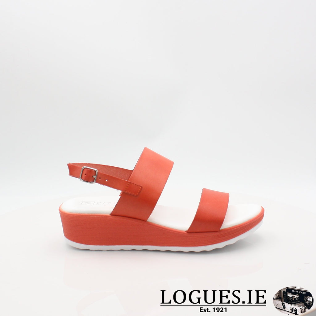 5691 PITILLOS S19LadiesLogues ShoesROJO / 3.5 UK 36.5 EU - 5.5 US