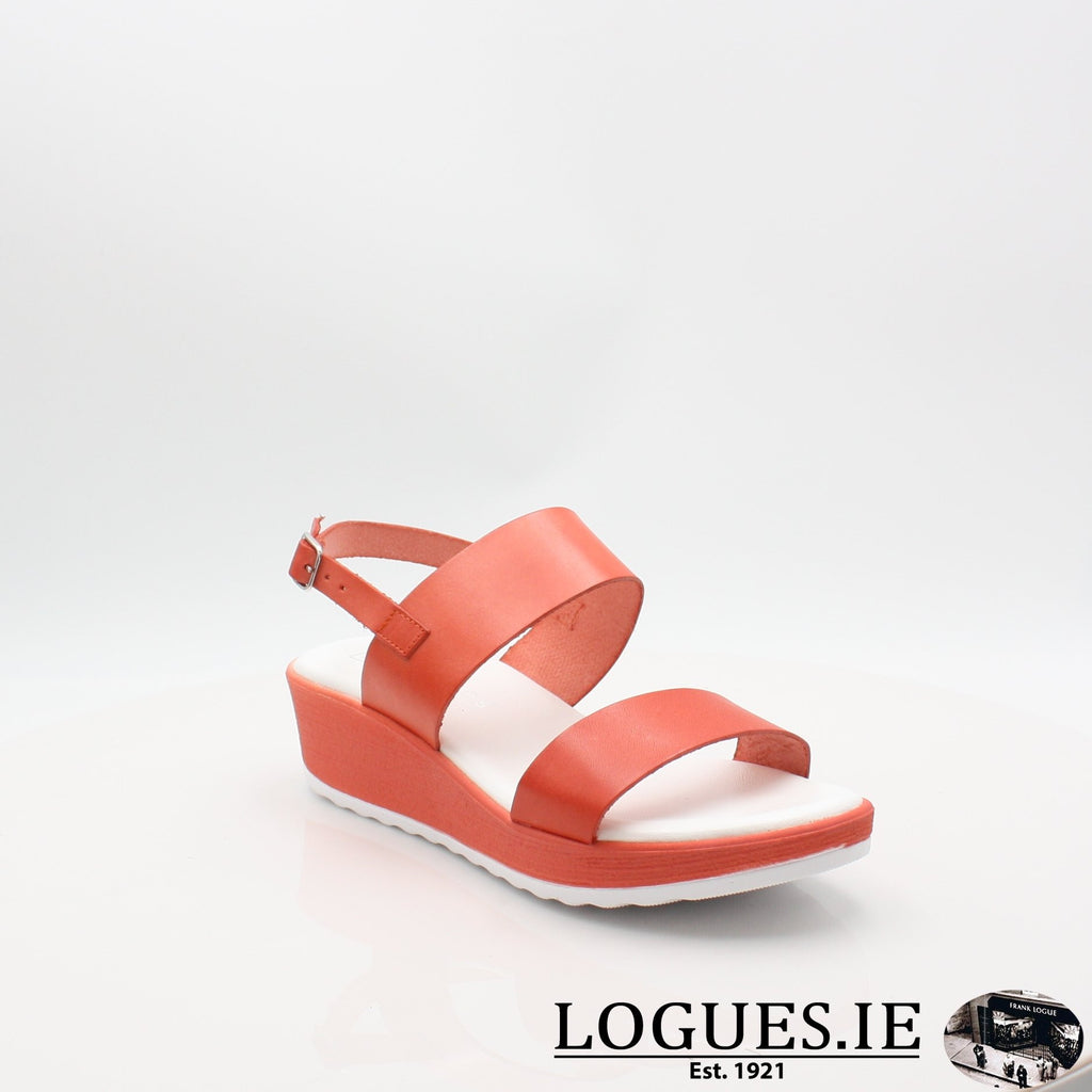 5691 PITILLOS S19LadiesLogues ShoesROJO / 4 UK -37 EU - 6 US