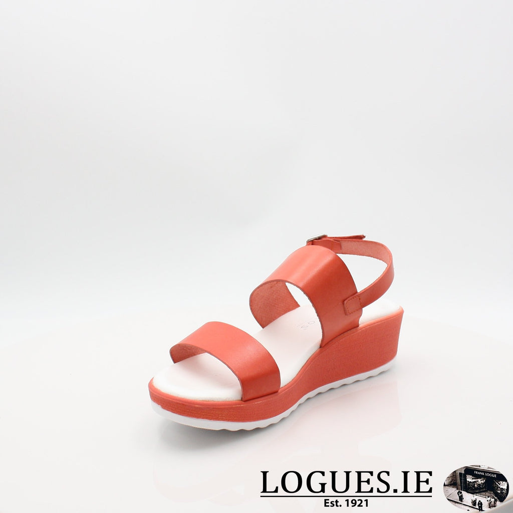 5691 PITILLOS S19LadiesLogues ShoesROJO / 5 UK- 38 EU- 7 US