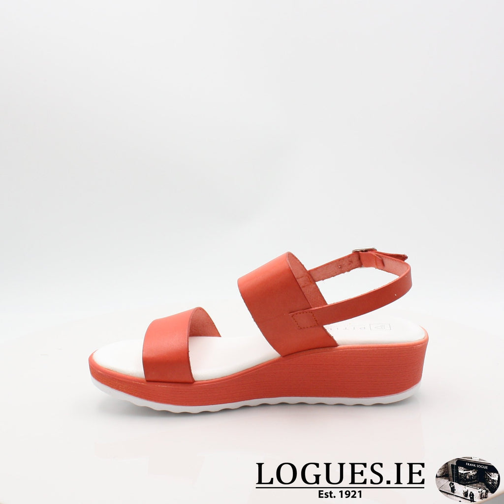 5691 PITILLOS S19LadiesLogues ShoesROJO / 5.5 UK - 38.5/39 EU - 7.5 US
