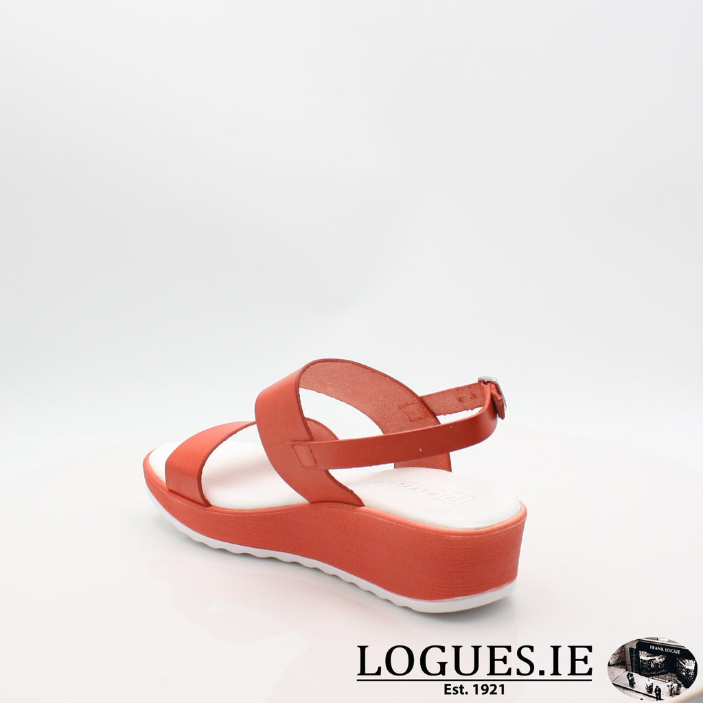 5691 PITILLOS S19LadiesLogues ShoesROJO / 6 UK- 39 EU - 8 US
