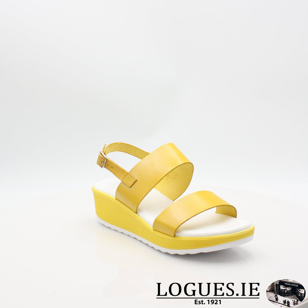 5691 PITILLOS S19LadiesLogues ShoesAMARILLO / 4 UK -37 EU - 6 US