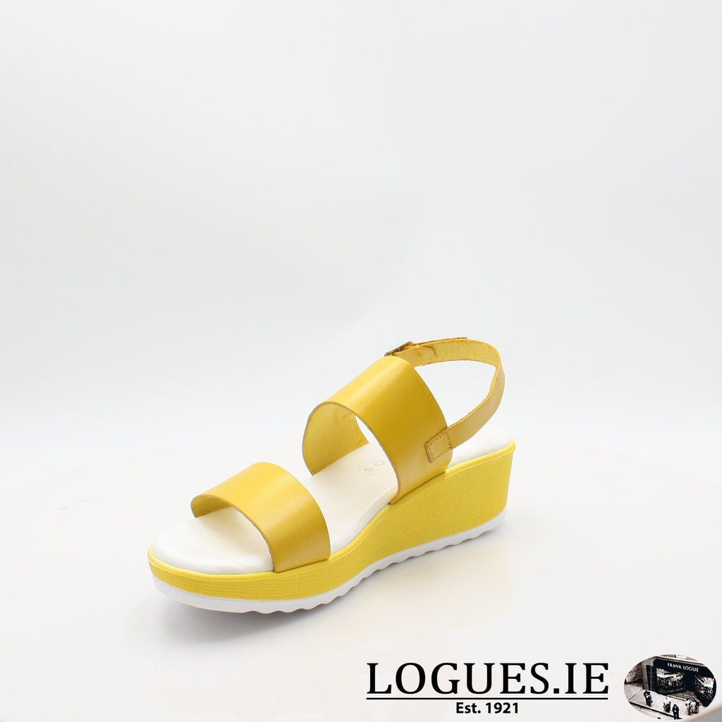 5691 PITILLOS S19LadiesLogues ShoesAMARILLO / 5 UK- 38 EU- 7 US