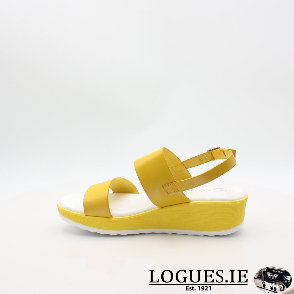 5691 PITILLOS S19LadiesLogues ShoesAMARILLO / 5.5 UK - 38.5/39 EU - 7.5 US