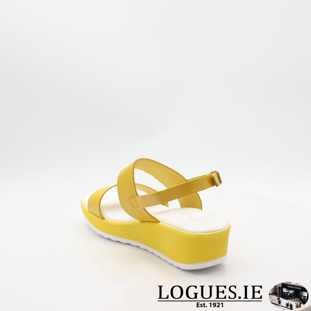 5691 PITILLOS S19LadiesLogues ShoesAMARILLO / 6 UK- 39 EU - 8 US