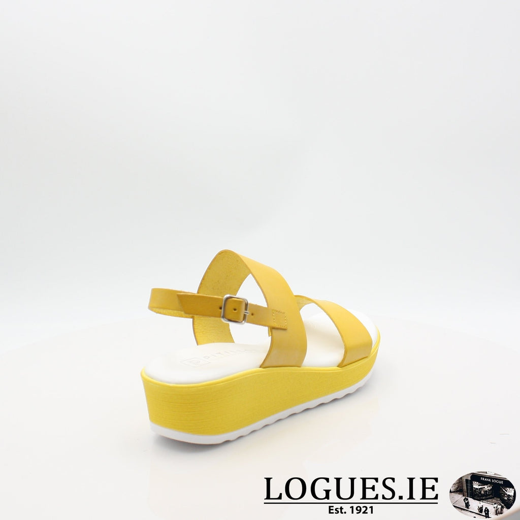 5691 PITILLOS S19LadiesLogues ShoesAMARILLO / 7 UK- 41 EU - 9 US