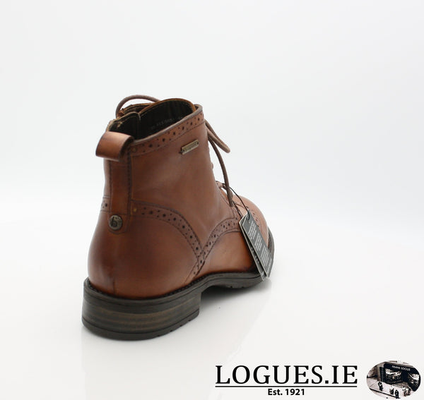 56931 BUGATTI AW18LadiesLogues Shoes6300 COGNAC / 42 = 8 UK