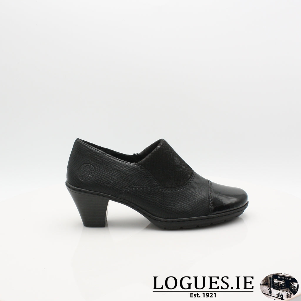 57170 RIEKER 19, Ladies, RIEKIER SHOES, Logues Shoes - Logues Shoes.ie Since 1921, Galway City, Ireland.