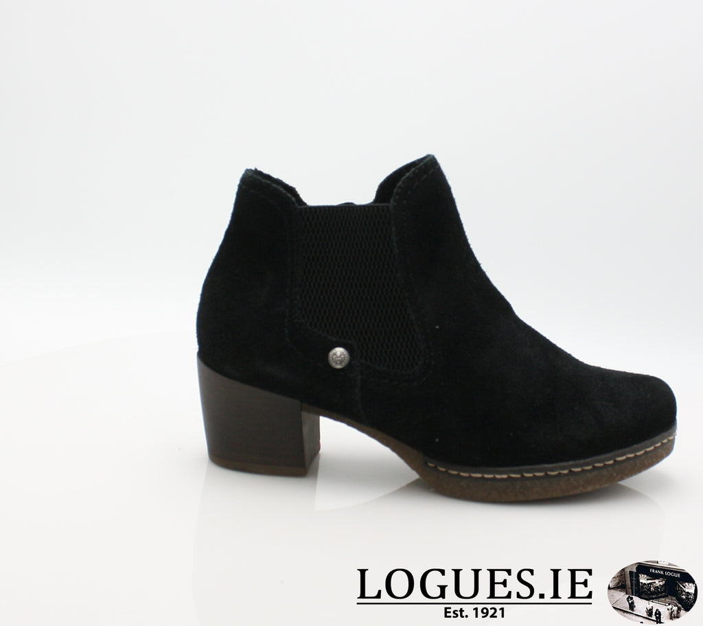 RKR 59090LadiesLogues Shoesschwa/schw 00 / 42