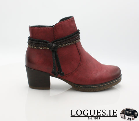 RKR 59098LadiesLogues Shoeswine/testadimoro/ 35 / 36