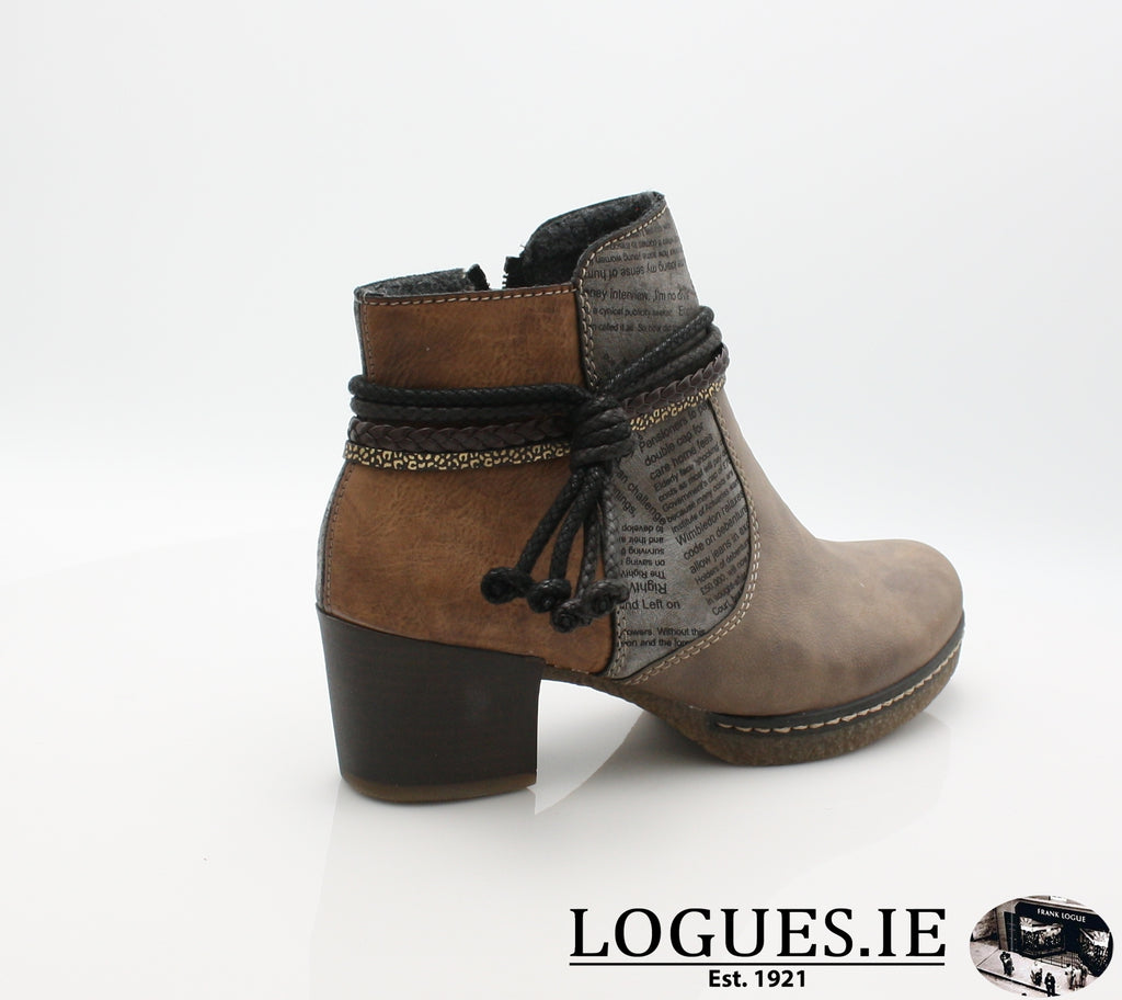 RKR 59098LadiesLogues Shoesfango/cigar/brand 64 / 42