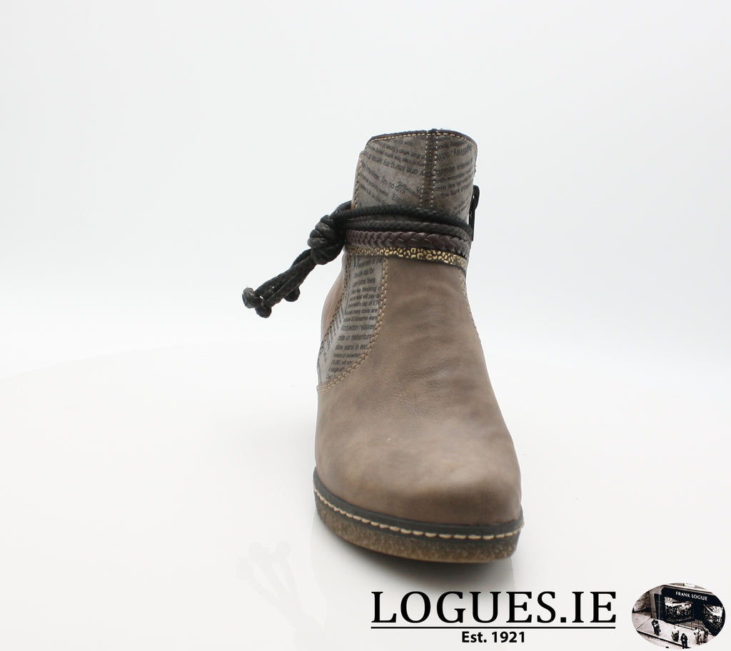 RKR 59098LadiesLogues Shoesfango/cigar/brand 64 / 38