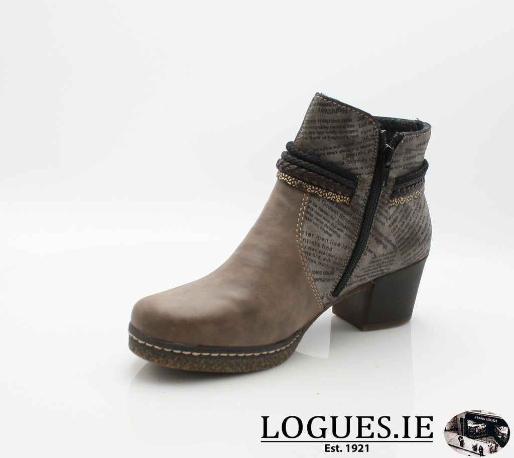 RKR 59098LadiesLogues Shoesfango/cigar/brand 64 / 39