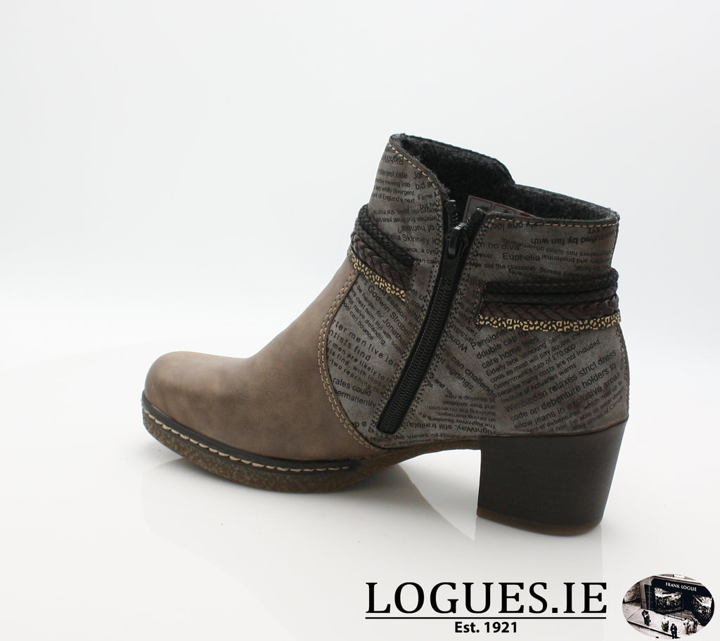 RKR 59098LadiesLogues Shoesfango/cigar/brand 64 / 40