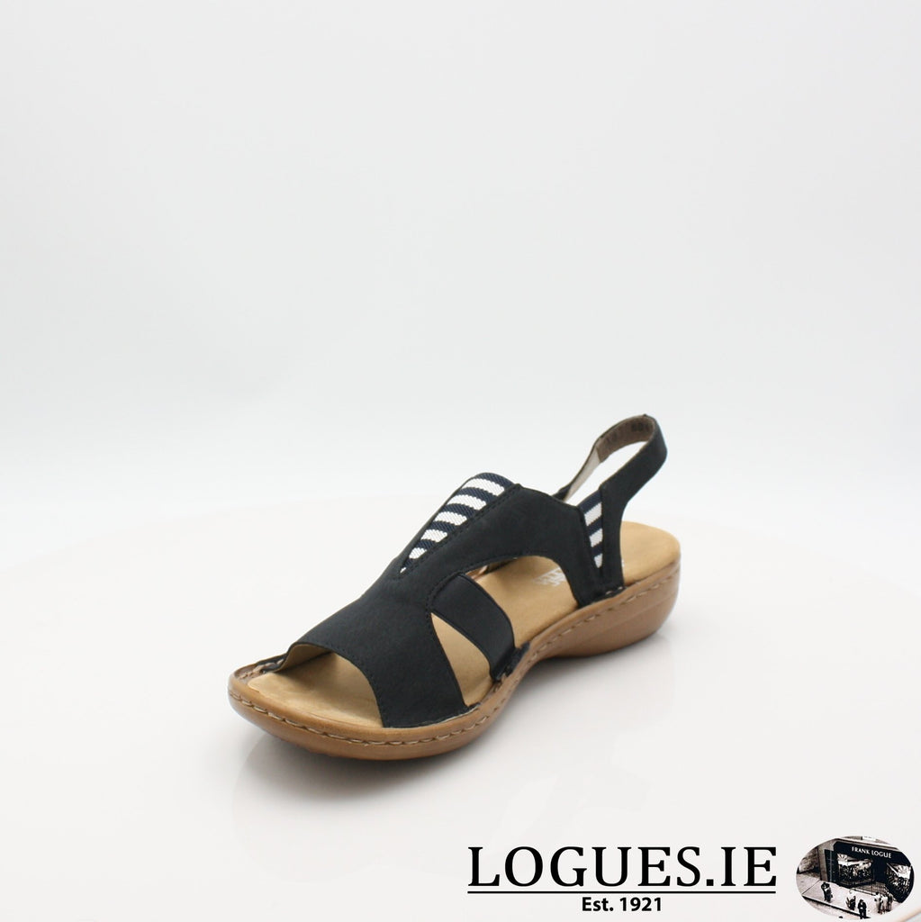 608Y7 RIEKER 19, Ladies, RIEKIER SHOES, Logues Shoes - Logues Shoes.ie Since 1921, Galway City, Ireland.