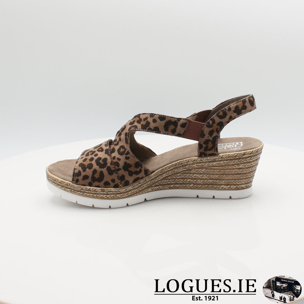61929 Rieker 20, Ladies, RIEKIER SHOES, Logues Shoes - Logues Shoes.ie Since 1921, Galway City, Ireland.