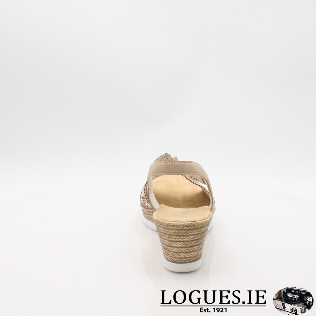 61916  RIEKER 19LadiesLogues Shoesrosa 31 / 41
