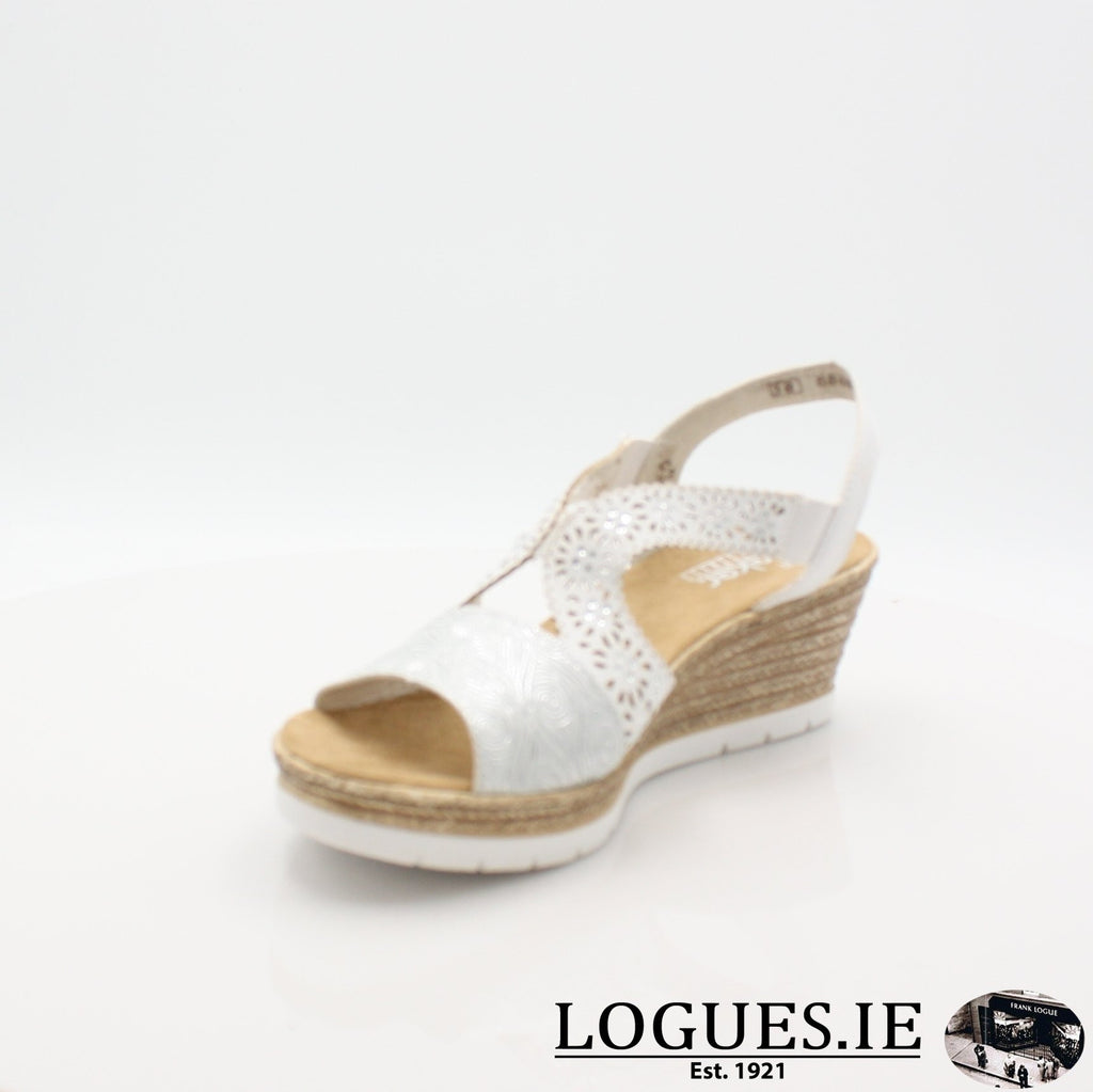 61916  RIEKER 19, Ladies, RIEKIER SHOES, Logues Shoes - Logues Shoes.ie Since 1921, Galway City, Ireland.