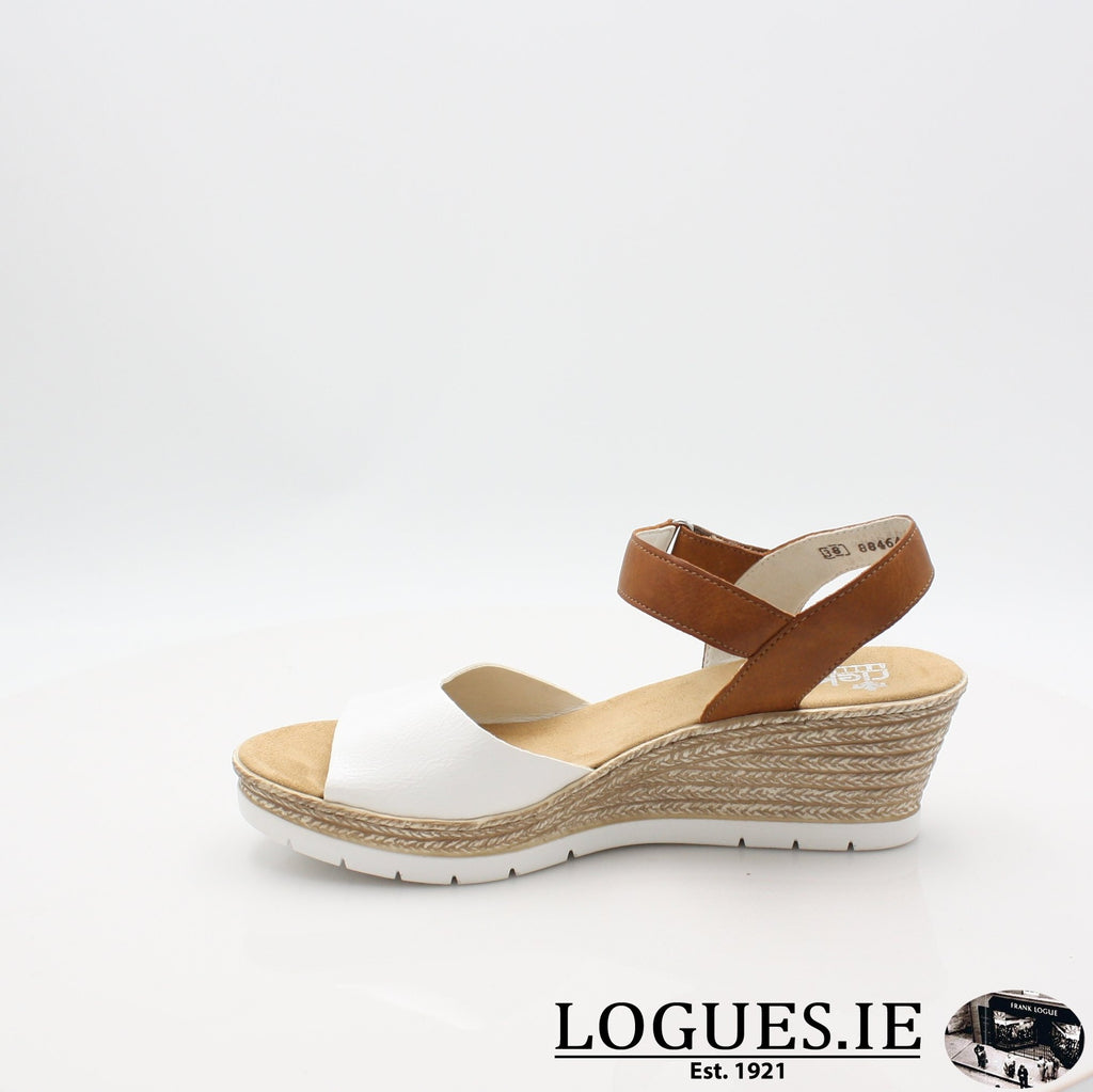 61953 RIEKER 19LadiesLogues Shoes