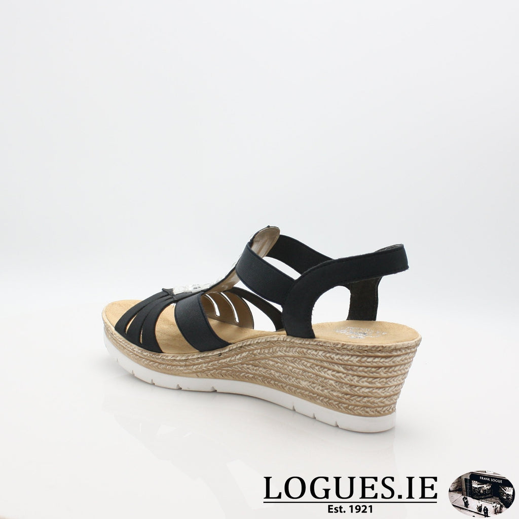 61966 RIEKER 19, Ladies, RIEKIER SHOES, Logues Shoes - Logues Shoes.ie Since 1921, Galway City, Ireland.