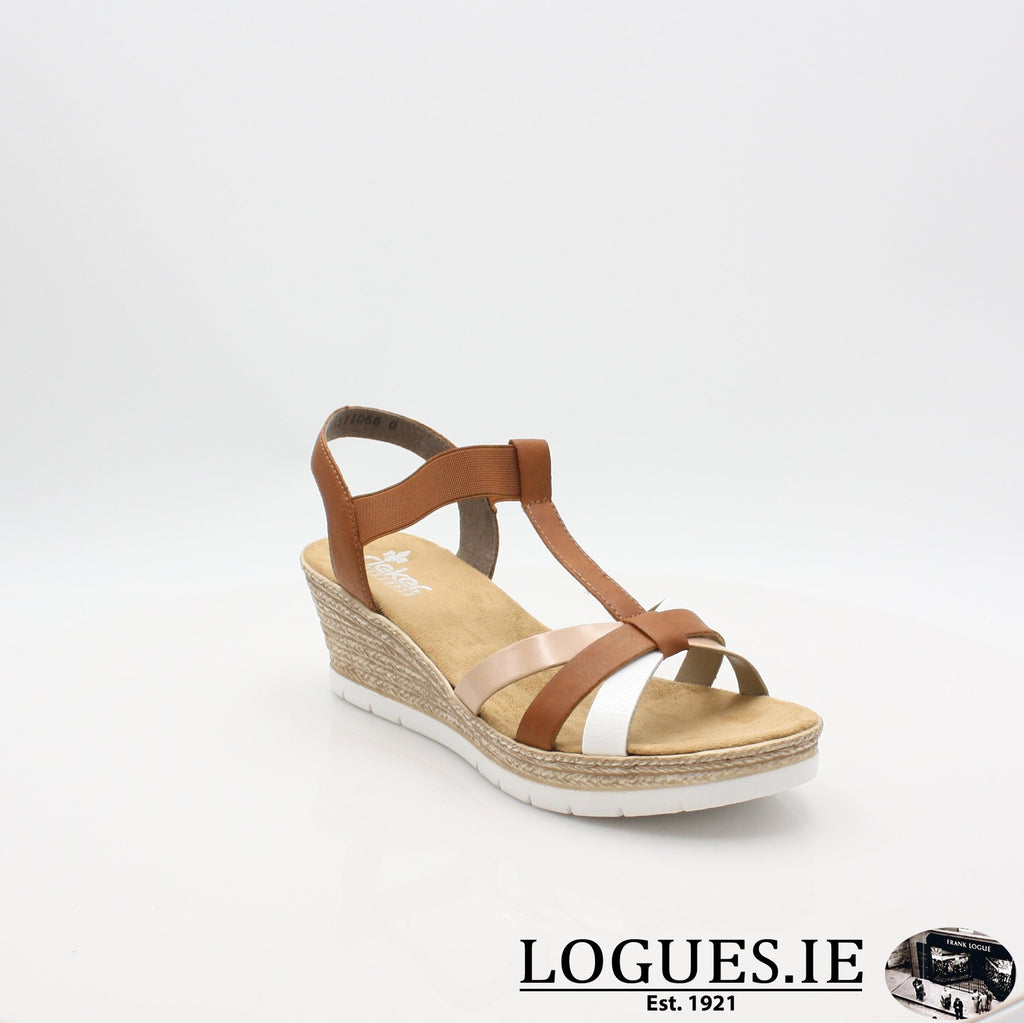 61995 RIEKIER 19LadiesLogues Shoes