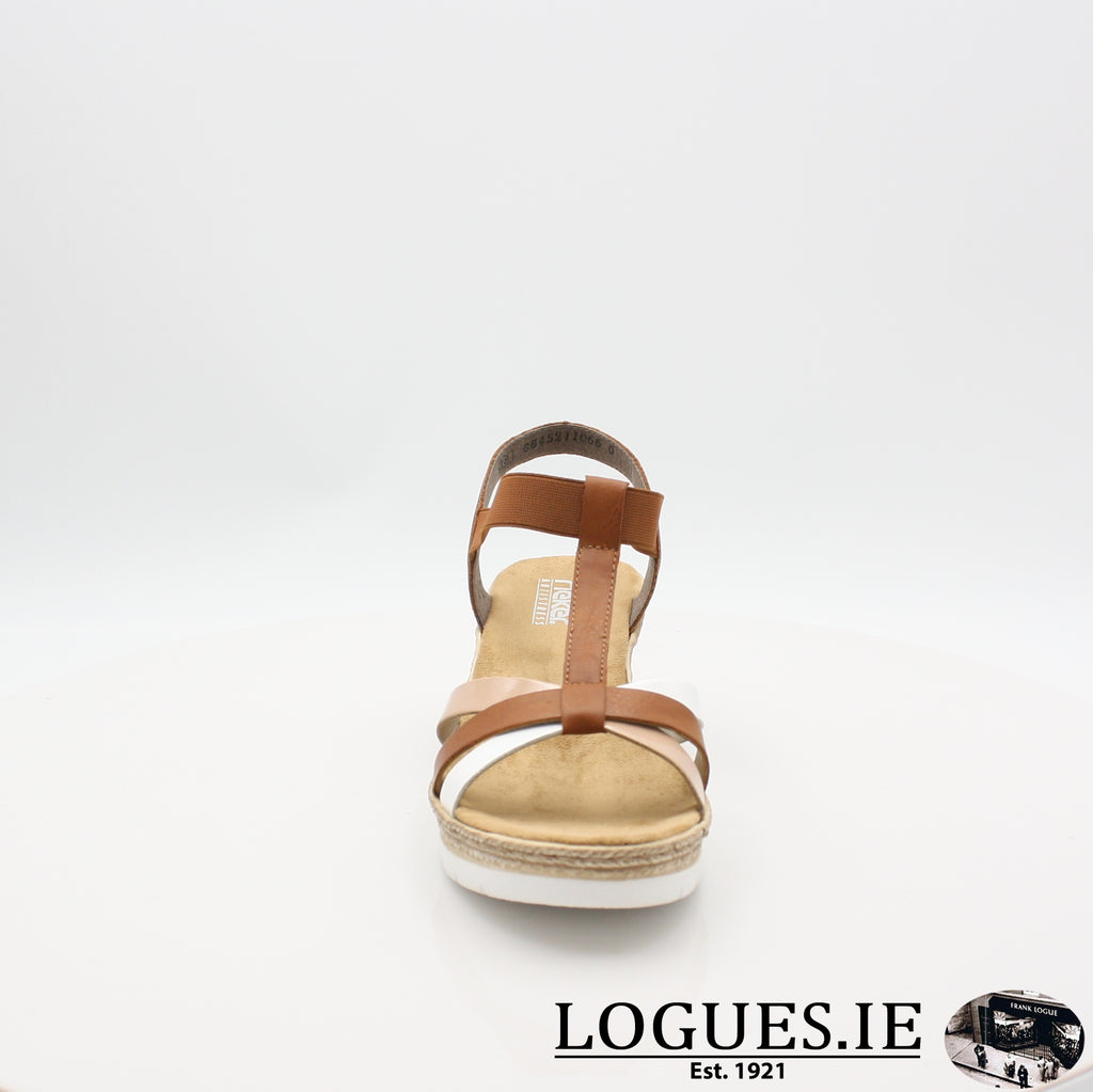 61995 RIEKER 20, Ladies, RIEKIER SHOES, Logues Shoes - Logues Shoes.ie Since 1921, Galway City, Ireland.