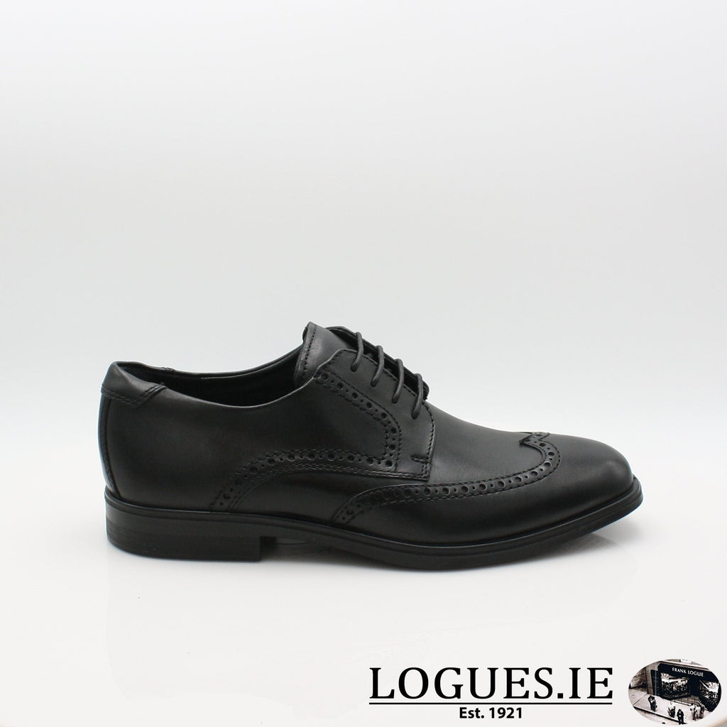 621664  MELBOURNE ECCO 19MensLogues Shoes01001 / 39