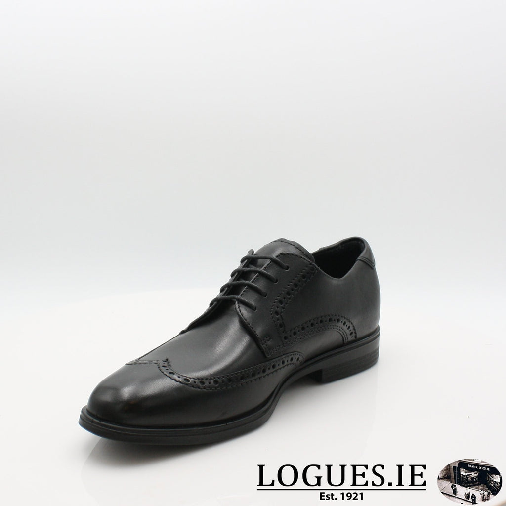 621664  MELBOURNE ECCO 19MensLogues Shoes01001 / 42