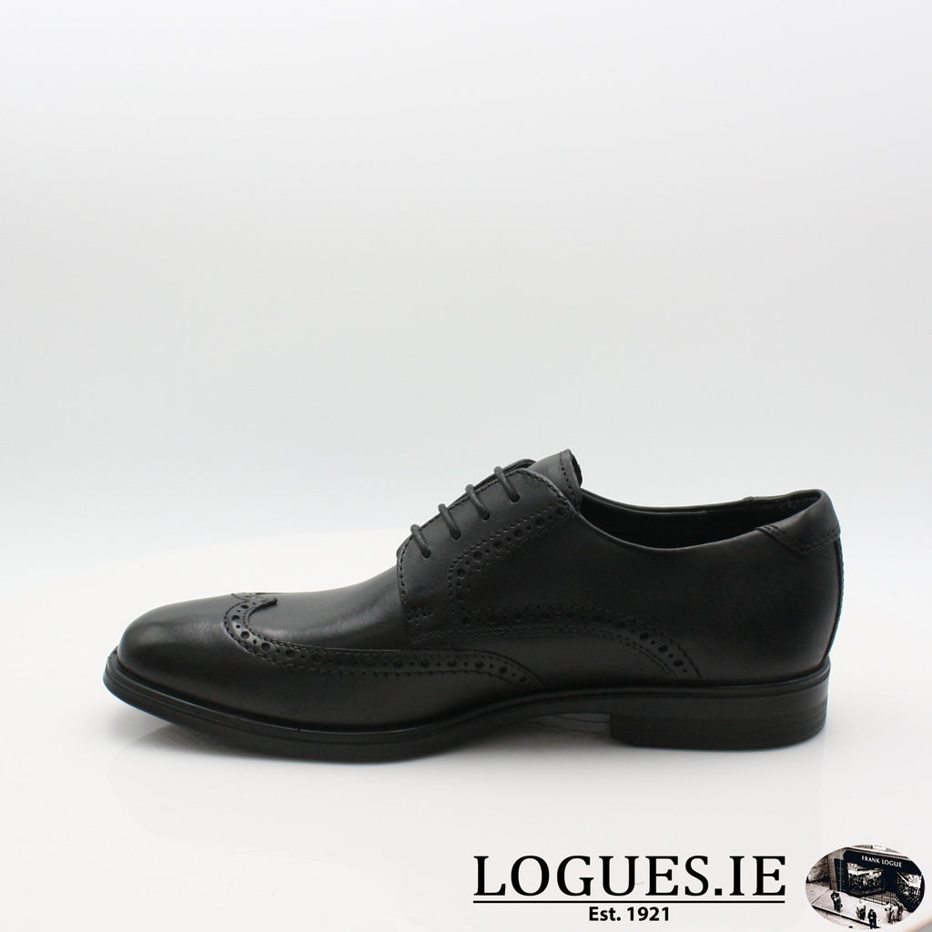 621664  MELBOURNE ECCO 19MensLogues Shoes01001 / 43