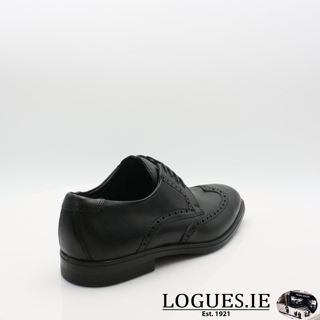 621664  MELBOURNE ECCO 19MensLogues Shoes01001 / 46