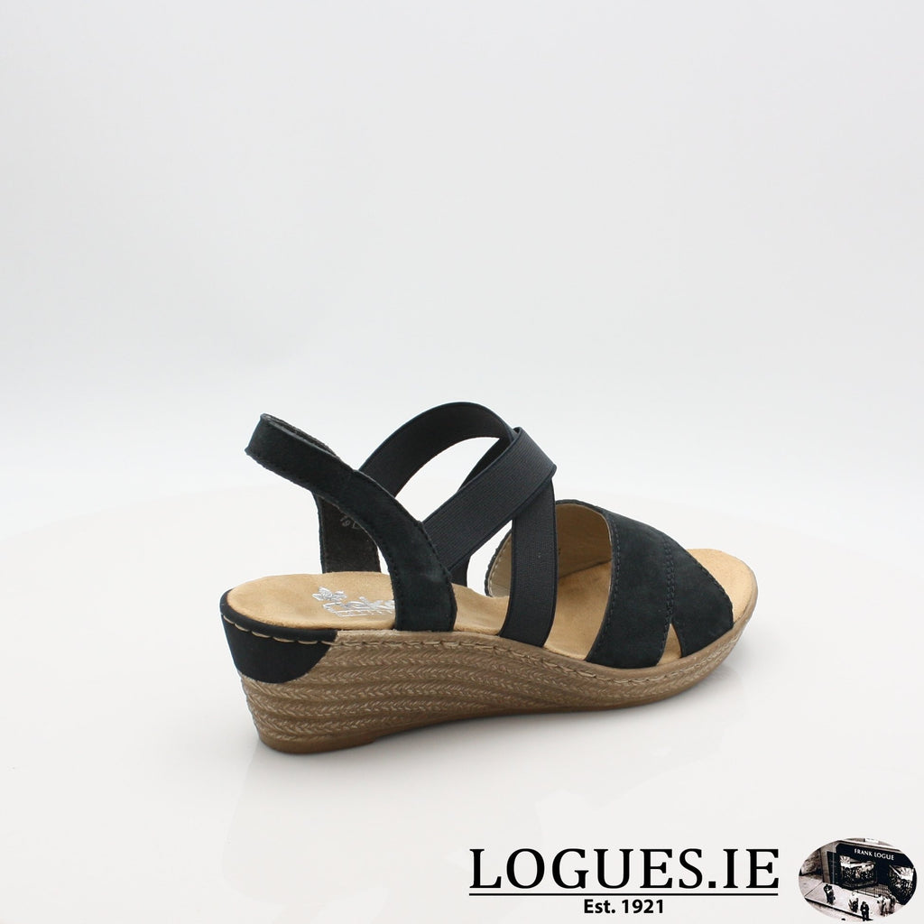 62412 RIEKER 19, Ladies, RIEKIER SHOES, Logues Shoes - Logues Shoes.ie Since 1921, Galway City, Ireland.