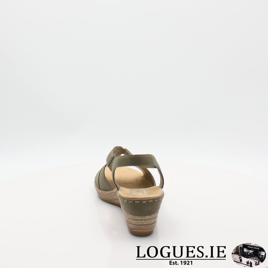 62429 RIEKER 19, Ladies, RIEKIER SHOES, Logues Shoes - Logues Shoes.ie Since 1921, Galway City, Ireland.
