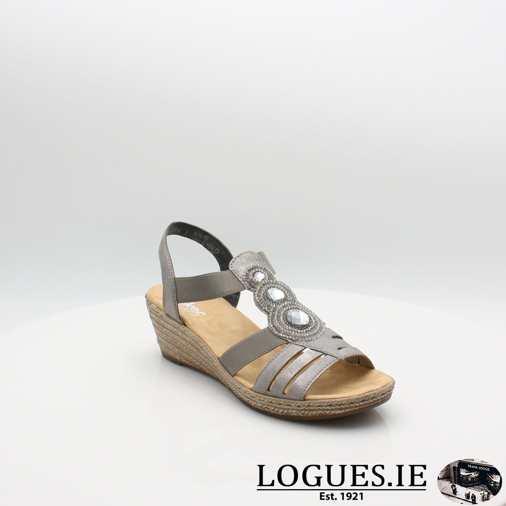 62459 Rieker 20, Ladies, RIEKIER SHOES, Logues Shoes - Logues Shoes.ie Since 1921, Galway City, Ireland.