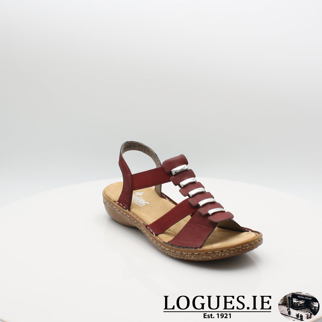 62850 Rieker 20, Ladies, RIEKIER SHOES, Logues Shoes - Logues Shoes.ie Since 1921, Galway City, Ireland.