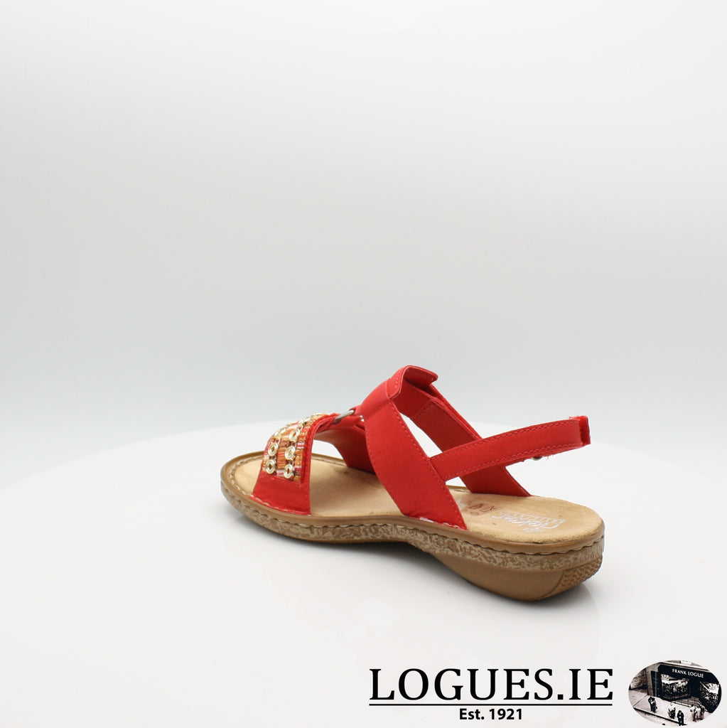 62852 Rieker 20, Ladies, RIEKIER SHOES, Logues Shoes - Logues Shoes.ie Since 1921, Galway City, Ireland.